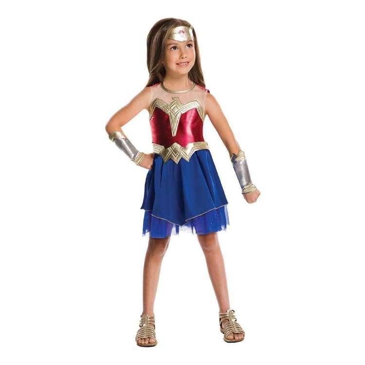 DC Comics Wonder Woman Kids Costume