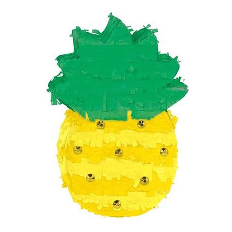 Amscan Pineapple Mini Pinata Decoration