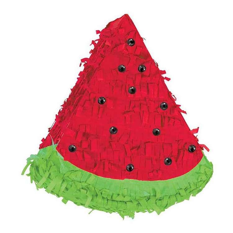 Amscan Watermelon Mini Pinata Decoration