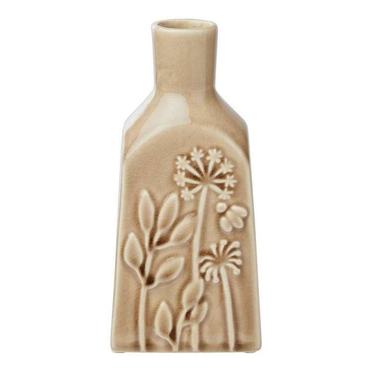 Living Space Bohemian Gypsy Ceramic Vase #1