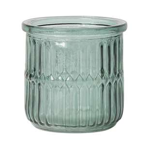 Living Space Bohemian Gypsy Glass Tea Light Candle Holder