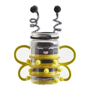 Bee Activity Jar