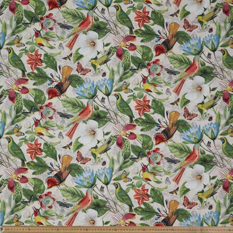 Elizabeth's Studio Botanicals Allover Cotton Fabric
