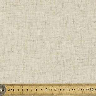 Yarn Dyed Effect Linen Cotton Fabric