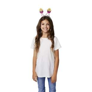 Happy Easter Chick Bobble Headband