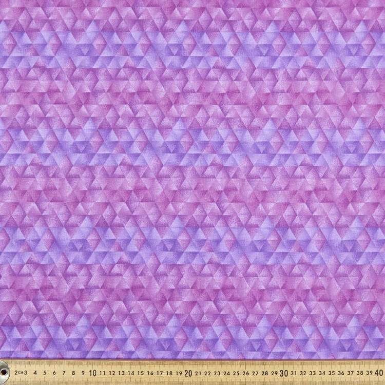 Geometric Cotton Fabric
