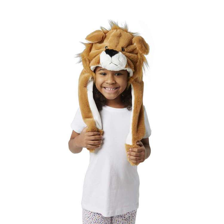 Party Creator Lion Moving Ears Hat