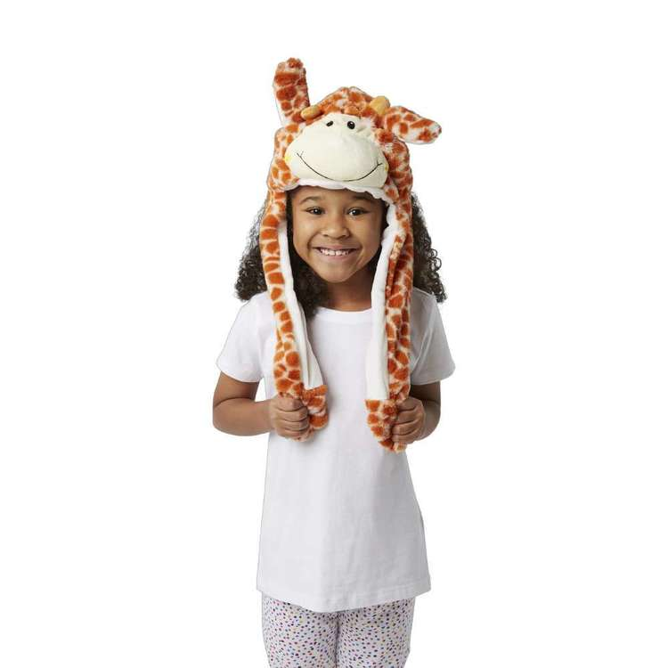Party Creator Giraffe Moving Ears Hat