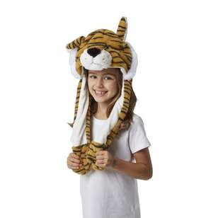 Party Creator Tiger Moving Ears Hat