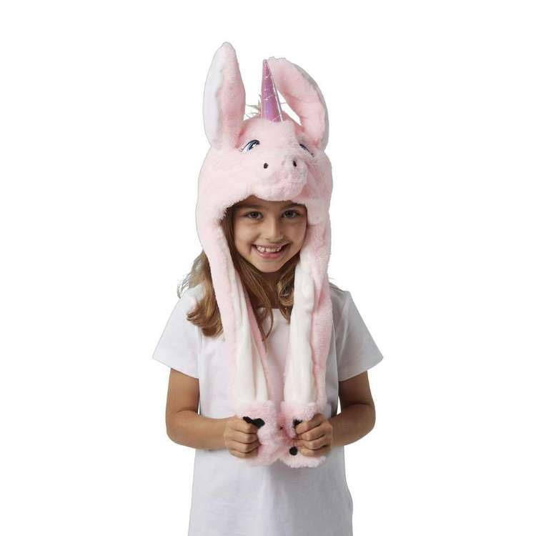 Party Creator Unicorn Moving Ears Hat