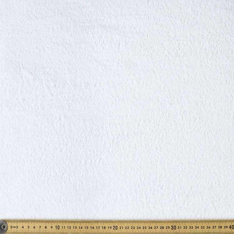 Velour Cotton Towelling 145cm Fabric