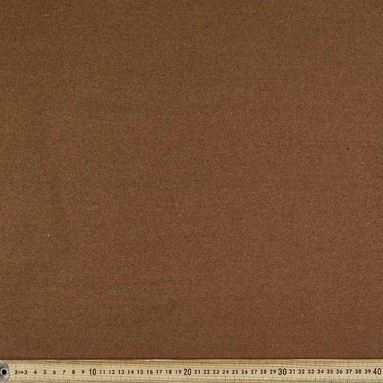 Plain Wool Blended Suiting Fabric
