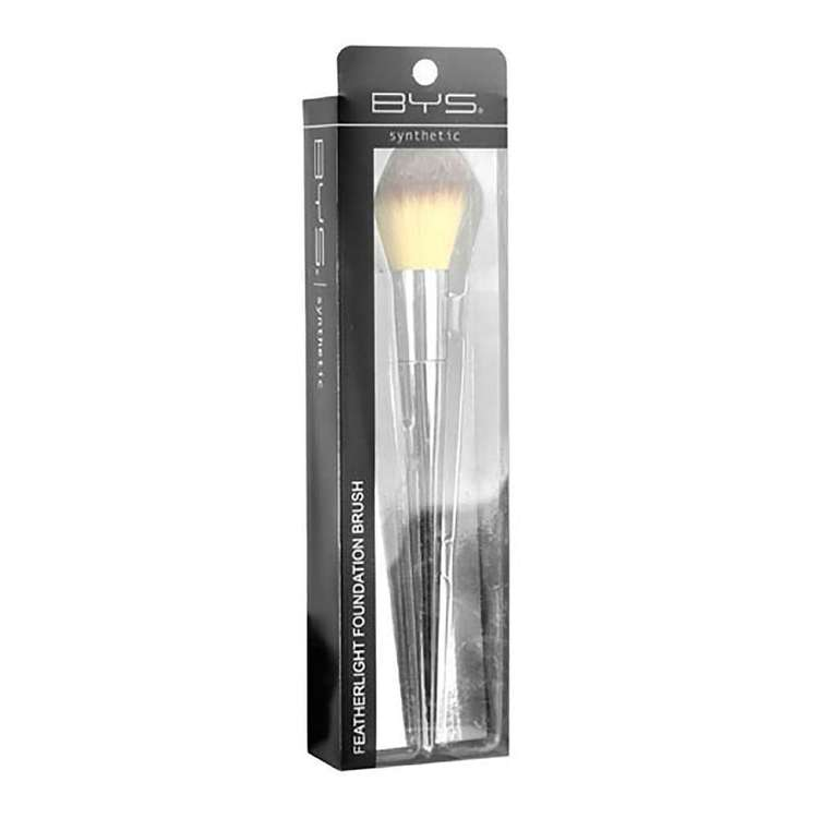 BYS Synthetic Featherlight Foundation Brush