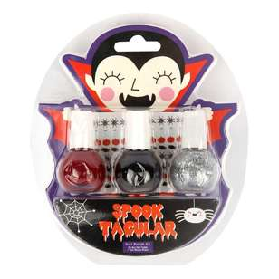 BYS Halloween Vampire Nail Kit
