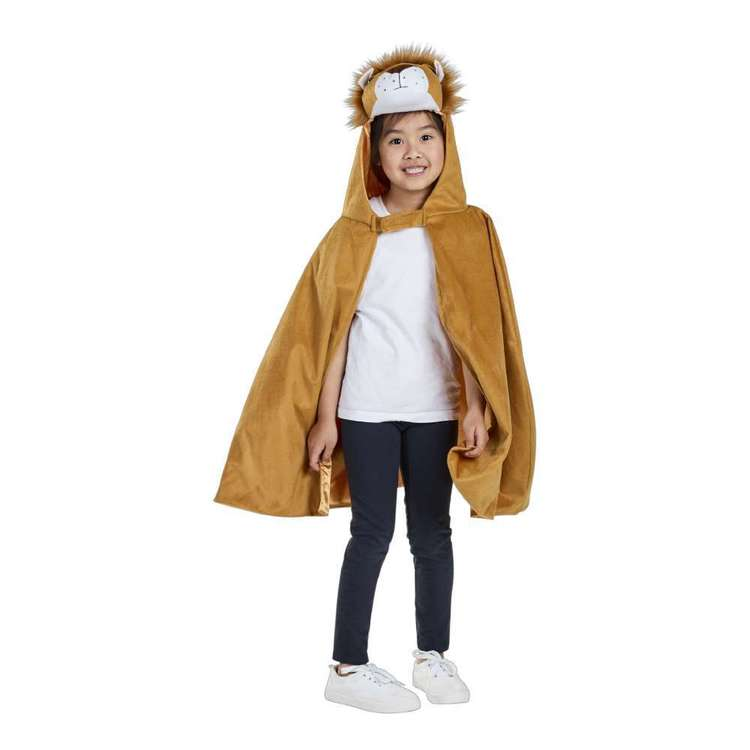 Spartys Lion Kids Cape