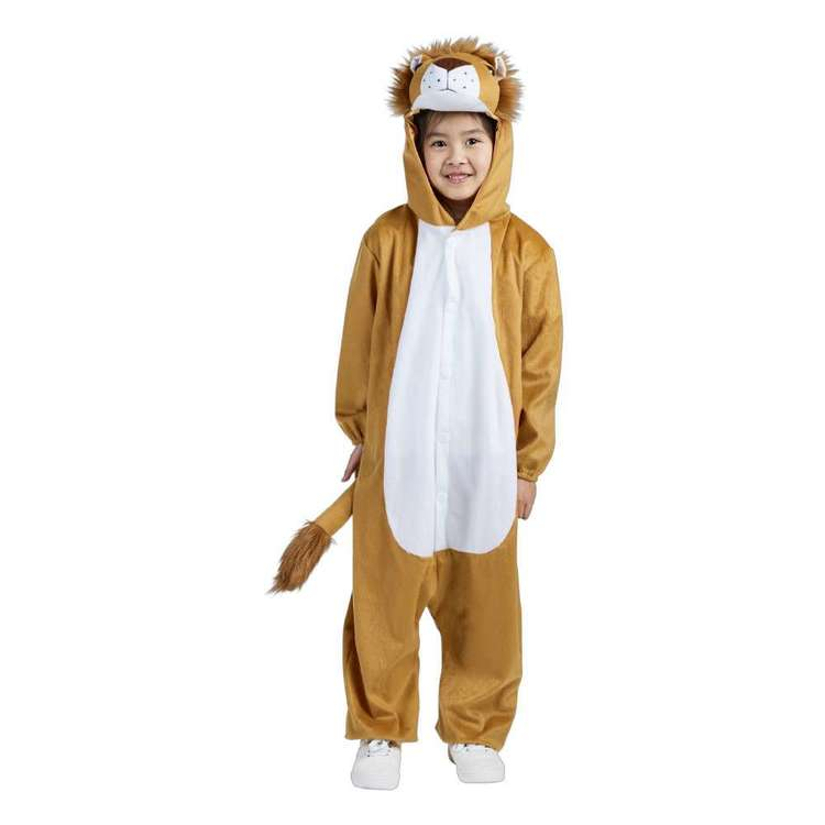 Spartys Lion Kids Jumpsuit