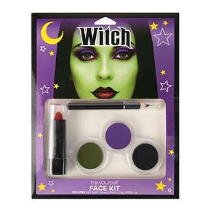 Be Yourself Witch Face Kit