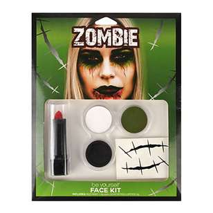 Be Yourself Zombie Face Kit
