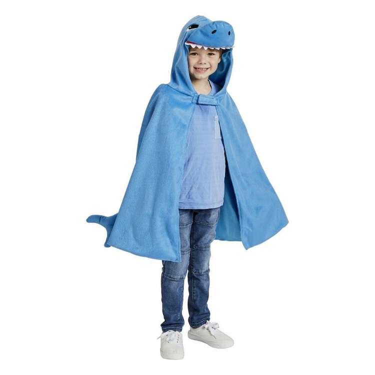 Spartys Shark Kids Cape
