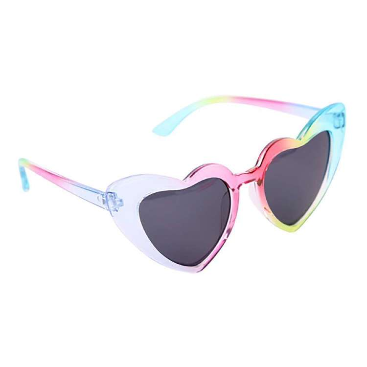 My Accessory Kids Rainbow Heart Fashion Spectacles
