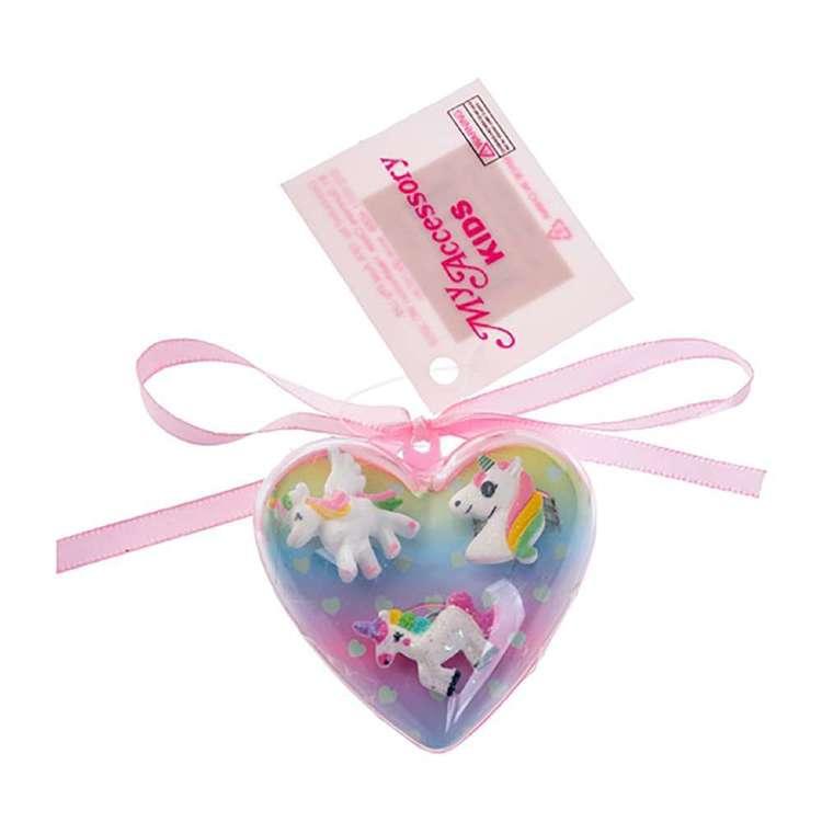 My Accessory Kids Unicorn Rings 3 Pack