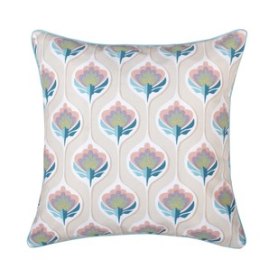 Brampton House Kids Clara Floral Cushion
