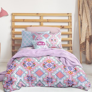 Brampton House Kids Anika Quilt Cover Set