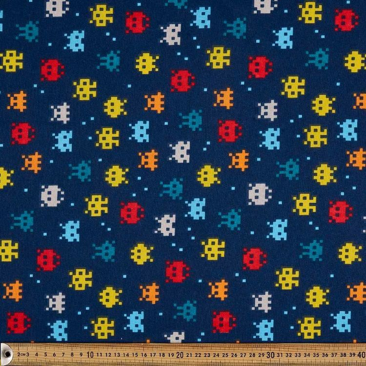 Gamer Multipurpose Cotton Fabric
