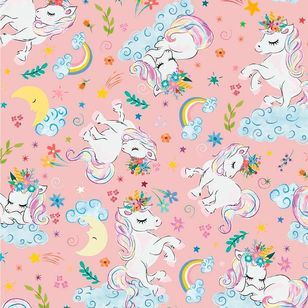 Ladelle Unicorn Printed Tabletone