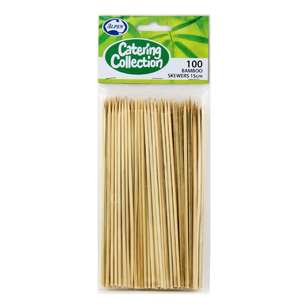 Alpen Bamboo Skewers 100 Pack