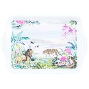Ashdene Jungle Kingdom Big Cats Scatter Tray
