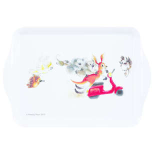 Ashdene Matilda On The Move Scooter Scatter Tray
