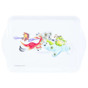 Ashdene Matilda On The Move Plane Scatter Tray