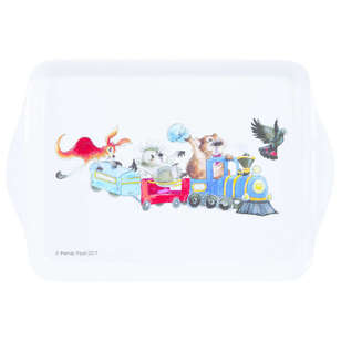 Ashdene Matilda On The Move Train Scatter Tray