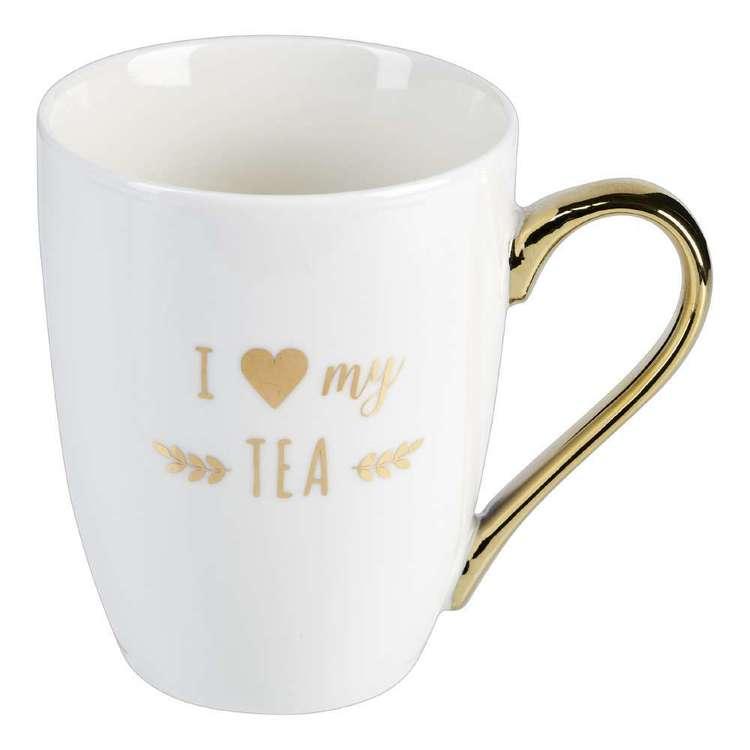 Ashdene My Metallics Teaware Metallic Mug