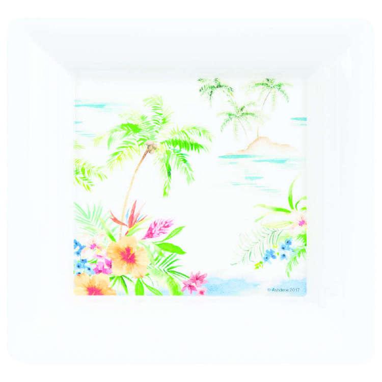 Ashdene Paradise Palms Studio Scatter Tray