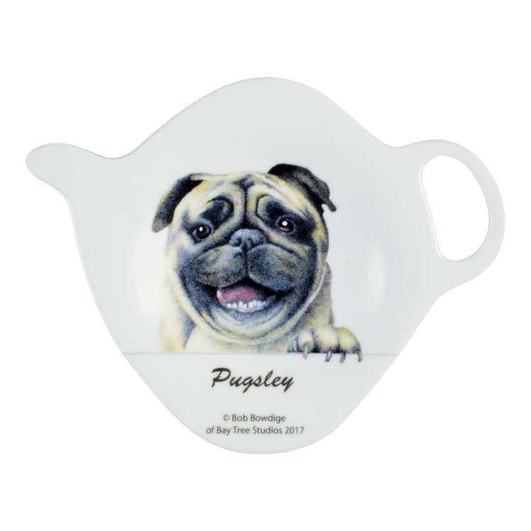Ashdene Pugsley & Friends Pugsley Tea Bag Holder