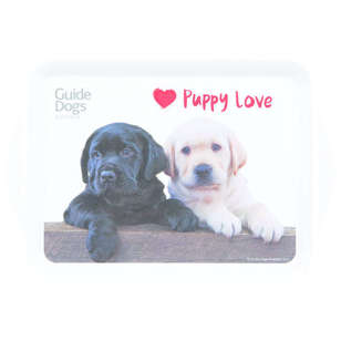 Ashdene Puppy Love Scatter Tray