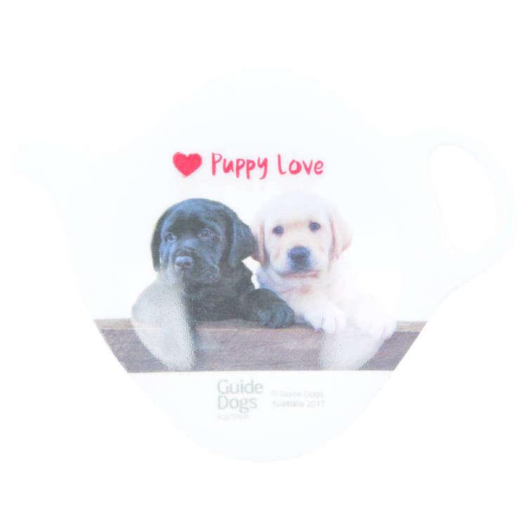 Ashdene Puppy Love Tea Bag Holder