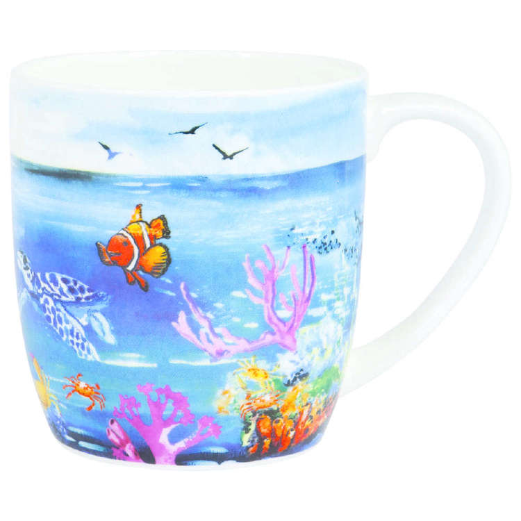 Ashdene Chelsea By The Seaside Reef Mug