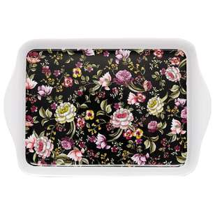 Ashdene Ebony Rose Scatter Tray