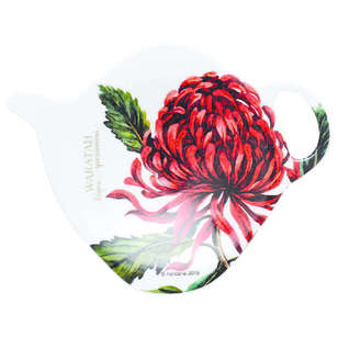 Ashdene Floral Emblems Waratah Tea Bag Holder