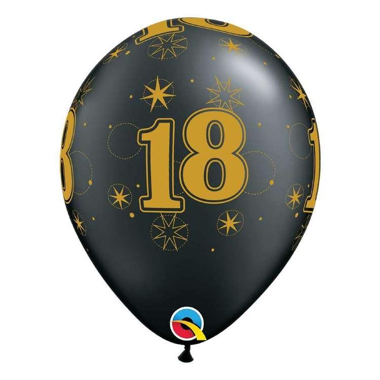 Qualatex 18th Sparkle Balloon