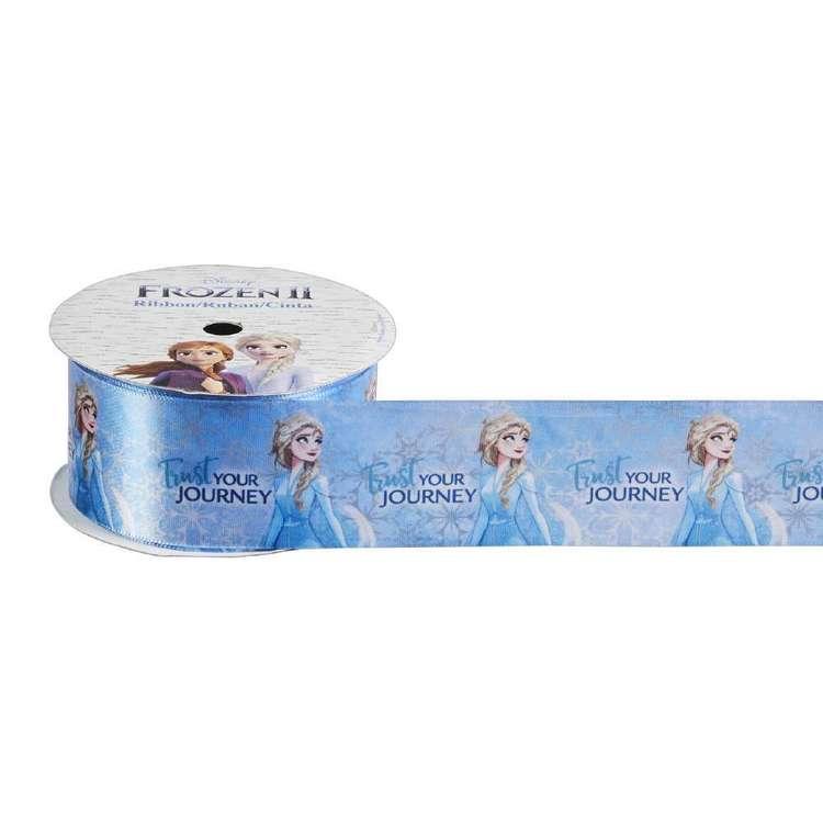 Disney Frozen 2 Trust Your Journey Ribbon