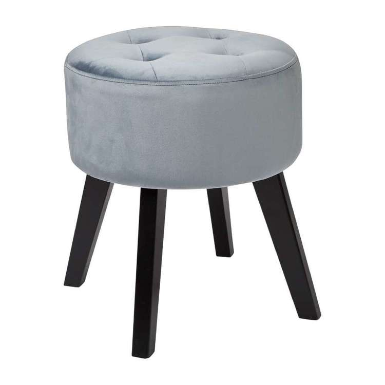 Ombre Home Classic Chic Velvet Footstool