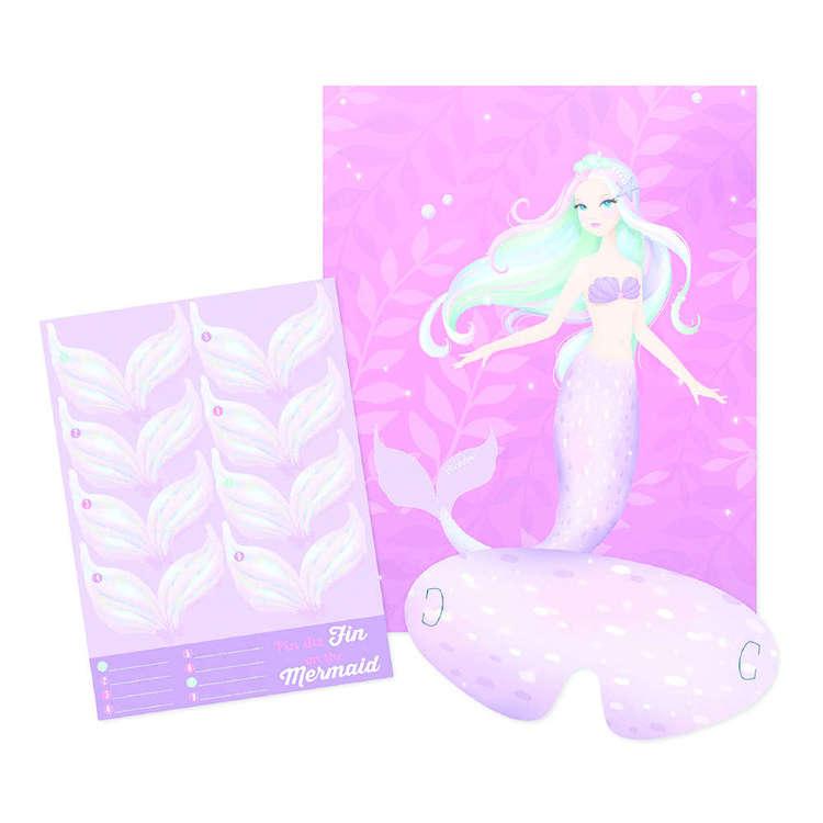 Artwrap Mermaid Fin Game