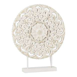 Ombre Home Boho Bloom Etched Mandala