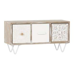 Ombre Home Boho Bloom Boho Etched Drawer
