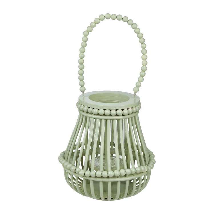 Ombre Home Country Living Bead Lantern