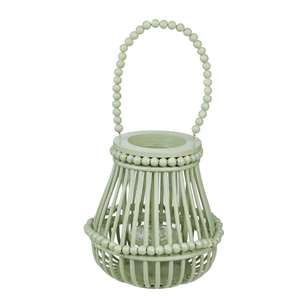 Ombre Home Boho Bloom Bead Lantern
